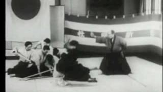 Aikido Founder Morihei Ueshiba 1935 thumbnail