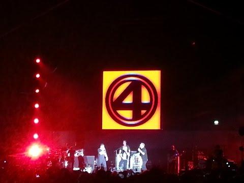 24.1.2015 Die Fantastischen Vier in Chemnitz (Konzertausschnitt)