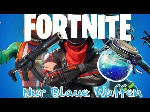 blaue waffen