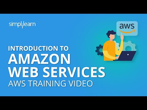 Introduction To Amazon Web Services | AWS Tutorial For Beginners | AWS Training Video | Simplilearn