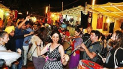 The Saturday Night Market - Arpora, GOA street food