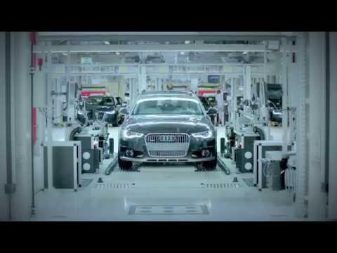2015 Audi Neckarsulm Factory - Germany - Short Clip