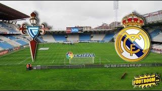 Прогноз на матч Сельта - Реал Мадрид 24.10.2015
