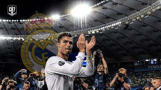 Cristiano Ronaldo || Thank You, Real Madrid ᴴᴰ