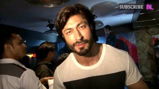 Vidyut Jammwal, Sachin Tendulkar, Hrithik Roshan at Special Screening Of Film Batman vs Superman