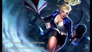Forecast Janna Voice - English - League of Legends
