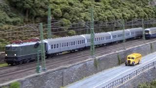 H0 Anlagen und andere Spurweiten Faszination Modellbahn 2018