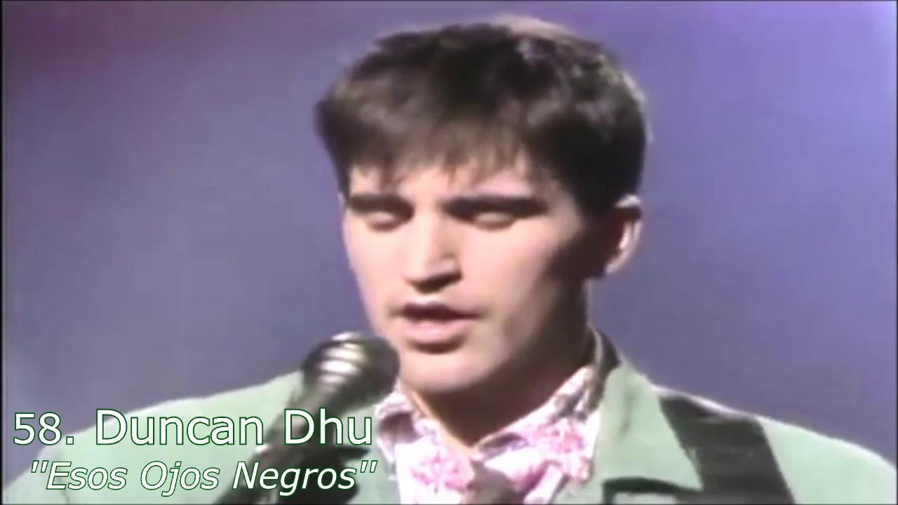 Top 100 Música Latina Solo En Español del Año 1986