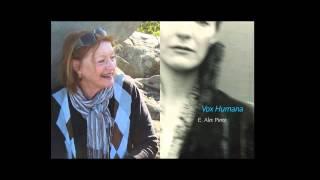 E. Alex Pierce reads from Vox Humana (Brick Books)