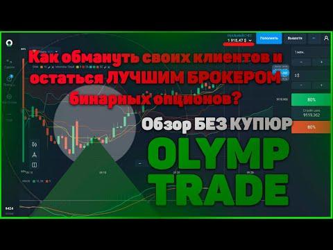 Вся правда о бинарном брокере Олимп Трейд, без купюр  Обзор платформы