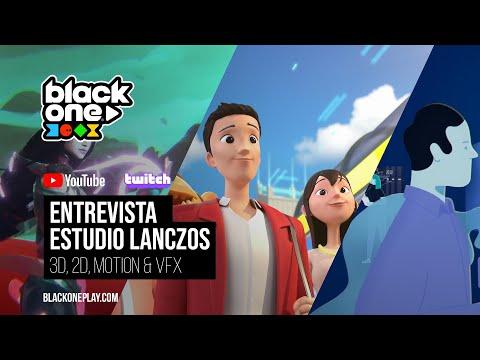 B1S#16: Entrevista al estudio Lanczos - 3D, 2D, Motion Graphics & VFX