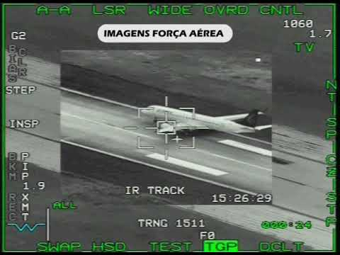Caças Da Força Aérea Escoltam Aterragem De Emergência Em Beja