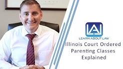 Illinois Court Ordered Parenting Classes Explained   Parent Education Programs