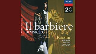 """Rossini: Il barbiere di Siviglia / Act 1 - Recitativo: """"Ora mi sento meglio"""""""