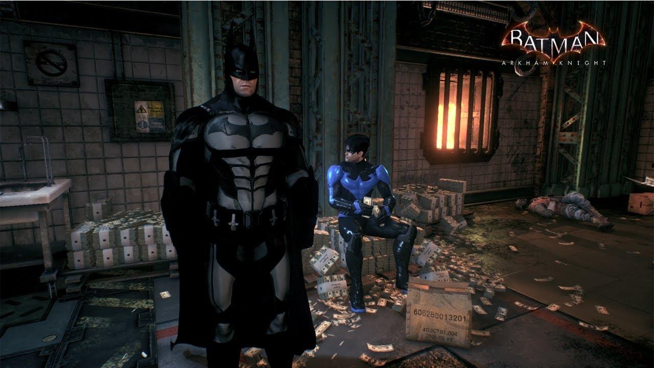 Batman Arkham Knight PC Gameplay - Gunrunner (1080P 60FPS ...