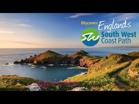 Discover England's South West Coast Path (combined films)