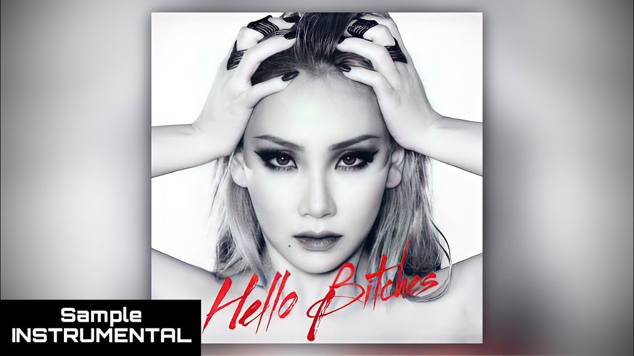 Cl Lottning Hd: 'HELLO BITCHES' (INSTRUMENTAL VER. BY: E.J)