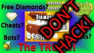 HAY DAY - H**K, Cheats, Free Diamonds, Bots | The TRUTH!