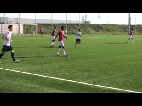 Alain Sargeant Soccer Player - Highlight Video
