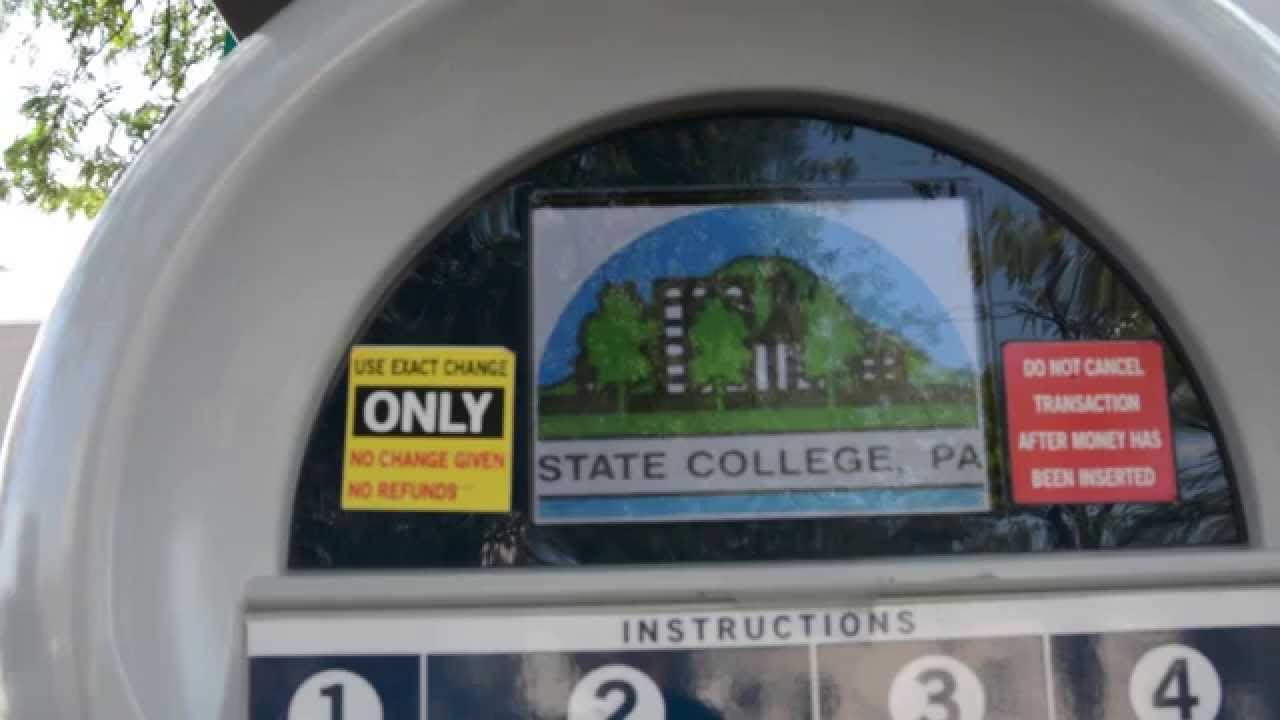 Parking Information Downtown State College Improvement District