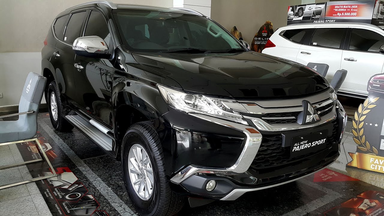 innova new venturer 2018 all camry type v mitsubishi pajero sport 2016 exceed 4x2 mt rp 447 jt - youtube