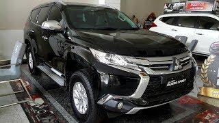 Mitsubishi Pajero Sport 2016 Exceed 4x2 MT Rp 447 jt