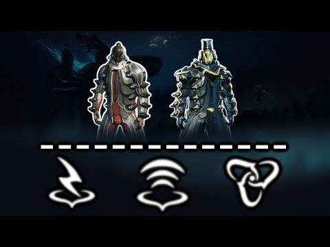 Warframe - Updated Builds - Vauban & Vauban Prime (Zappy Bois, Bastille & Vortex)