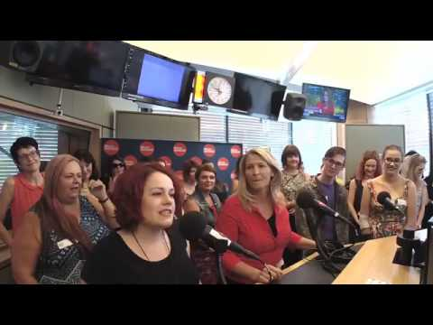 Cheep Trill ABC Radio Brisbane - Facebook Live Studio Video