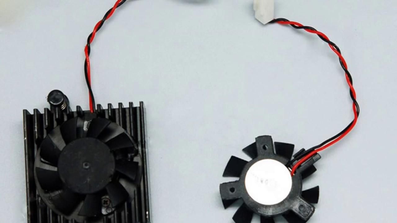 Dahua Dvr Bga Fan Fan 5v Motherboard Fan To Prevent
