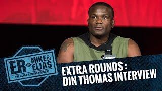 Extra Rounds: Din Thomas talks UFC 214, Tyron Woodley and Dana White