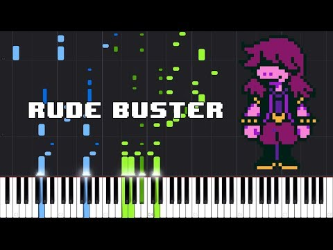 Rude Buster
