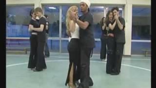 Repeat youtube video Aprender Dança Kizomba Part I