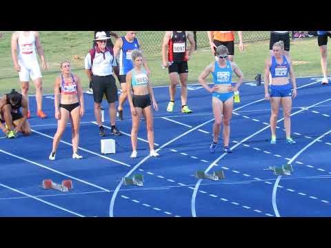 100m Sally Pearson 11.17 +2.0 Carlee Beattie Shield 2017