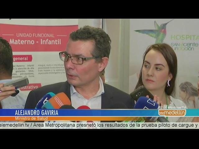 San Vicente Fundación presentó su nueva clínica para el adolescente - Telemedellín