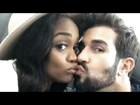 Download Youtube: Rachel Lindsay Flaunts Her 'Bling Bling' & Plays DJ on Adorable Road Trip with Fiance Bryan Abaso…