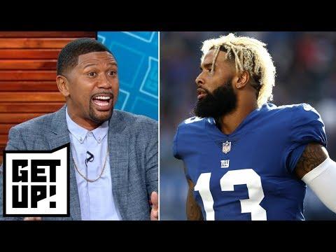 Odell Beckham Jr.'s behavior is a distraction on a bad Giants team