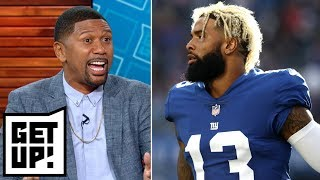 Odell Beckham Jr.'s behavior is a distraction on a bad Giants team - Jalen Rose | Get Up!