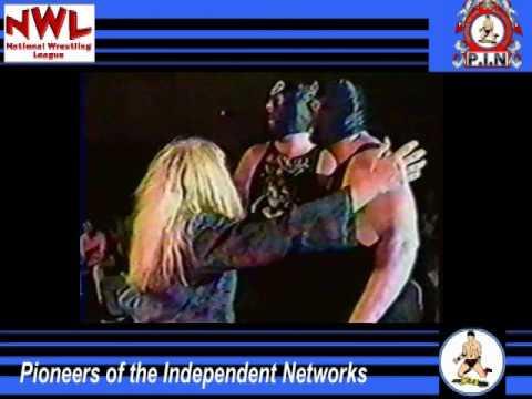 PIN Vault NWL Guam 1991 Satanic Warriors vs Fantastics