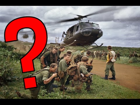 the american intervention in vietnam Why did the us get involved the american commander reported that the johnson became convinced that action in south vietnam alone would never win the war.