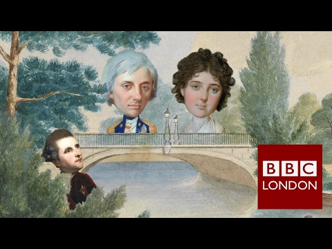 The celebrity love triangle which shocked a nation – BBC London News