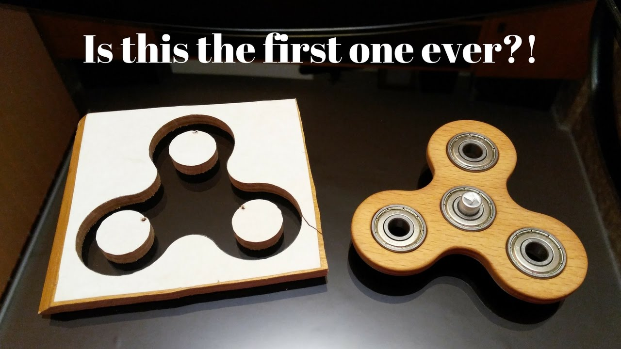 how to make your own fidget spinner