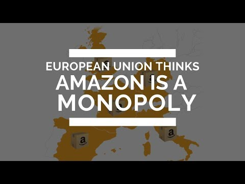 Amazon is a Monopoly? EU has Antitrust Concerns | Consumed Ep. 17