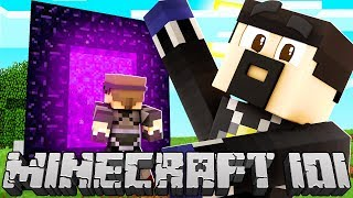 WE FOUND DIAMONDS?! (Minecraft 101 EP 2)