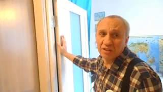 видео Уход за межкомнатной дверью