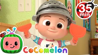 Download Mp3 Clean Up Song More Nursery Rhymes Kids Songs CoComelon