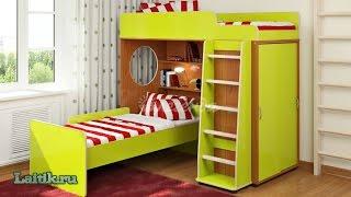 Кровать-чердак - интернет-магазин детская мебель Легенда(Кровать-чердак - интернет-магазин