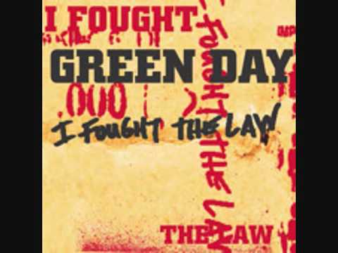 Green Day   I Fought The Law