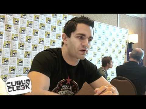 Being Human - Sam Witwer @ 2011 SDCC