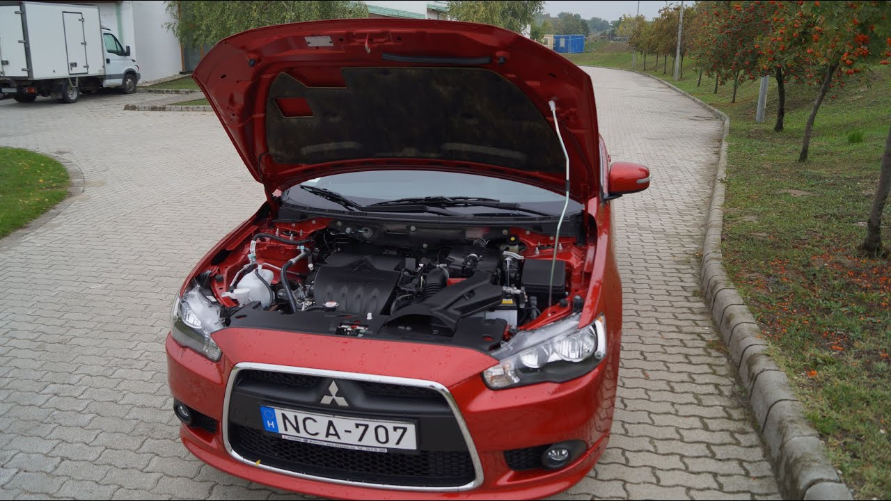 Mitsubishi lancer how to open the hood youtube asfbconference2016 Gallery