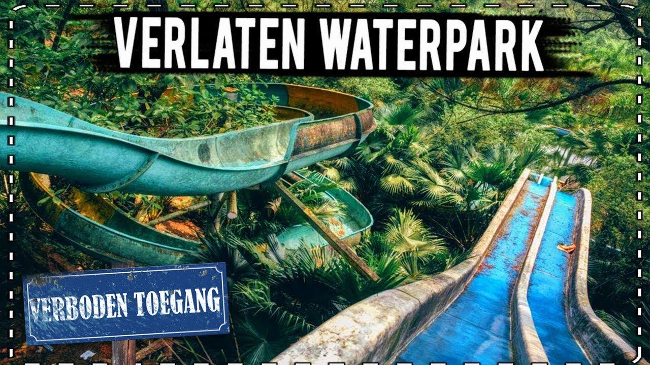 VERLATEN WATERPRETPARK in de JUNGLE!! (gepakt door beveiliger) | Roadtrip Vietnam #11